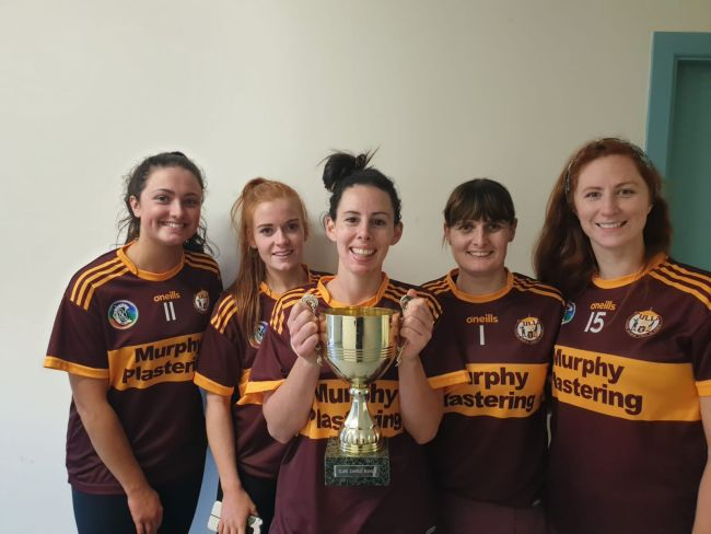 Resize Junior Camogie Champions