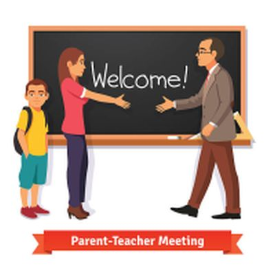 Resize Parent Teacher Clipart
