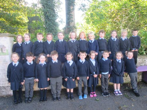 resized Junior Infants
